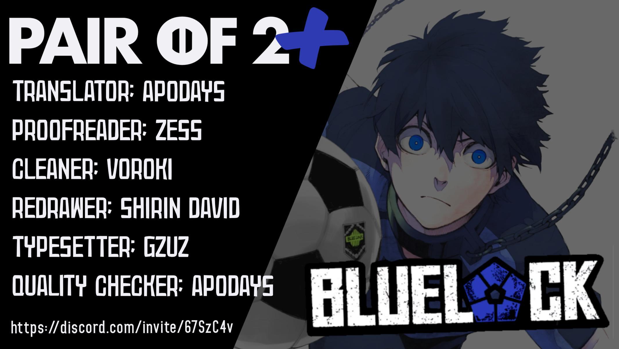 Blue Lock, Chapter 75 image 019