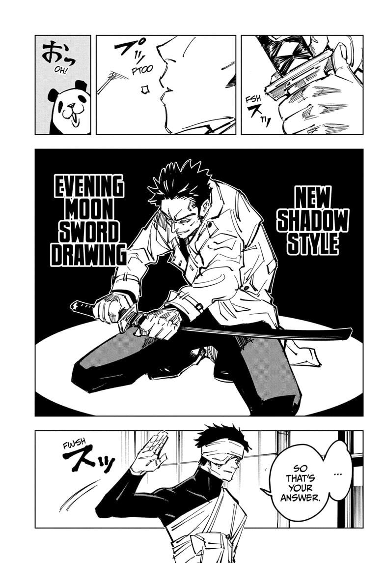 Jujutsu Kaisen, Chapter 114 image 015