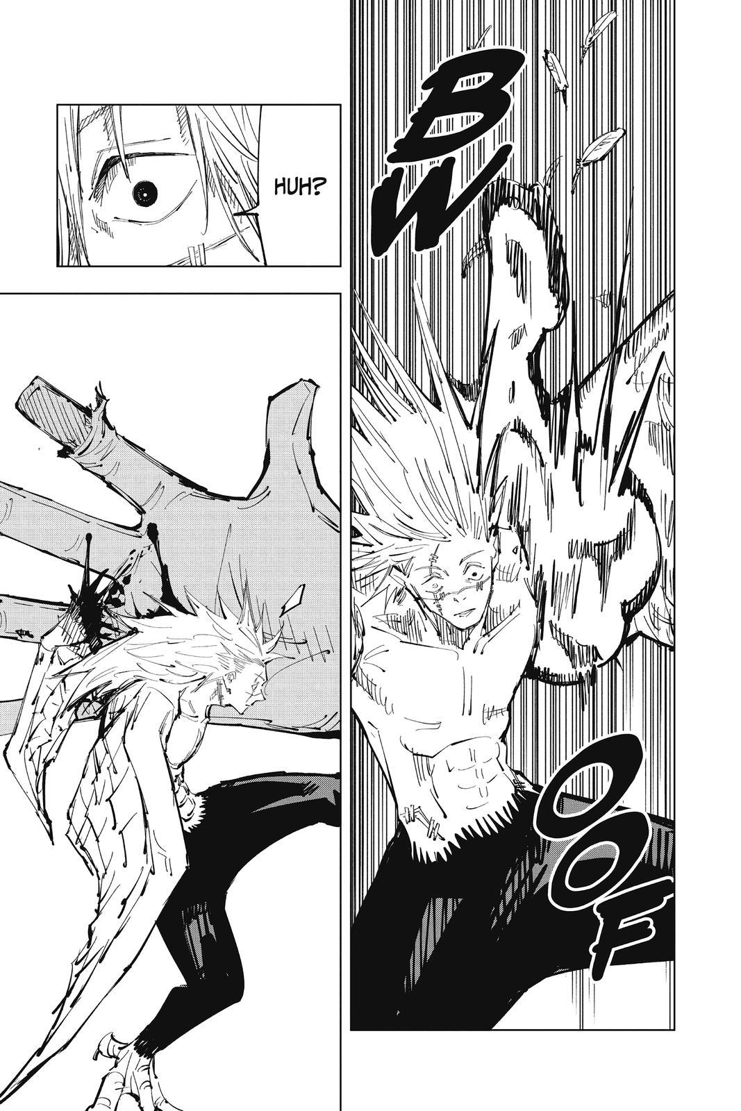 Jujutsu Kaisen, Chapter 81 image 005