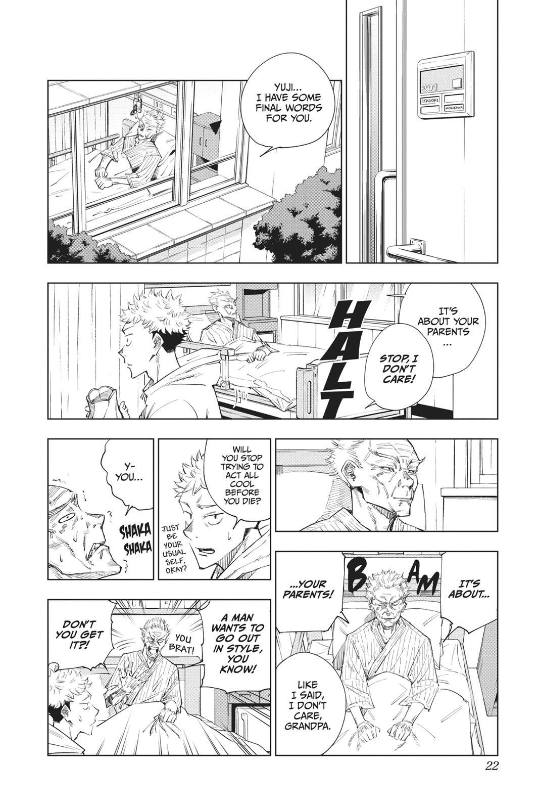Jujutsu Kaisen, Chapter 1 image 022