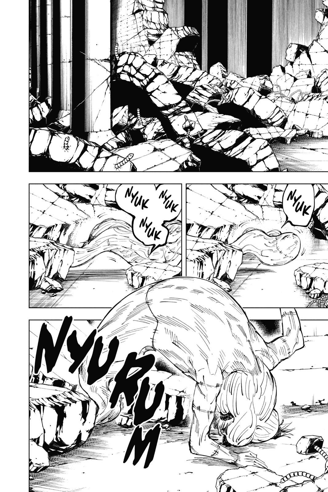 Jujutsu Kaisen, Chapter 24 image 006