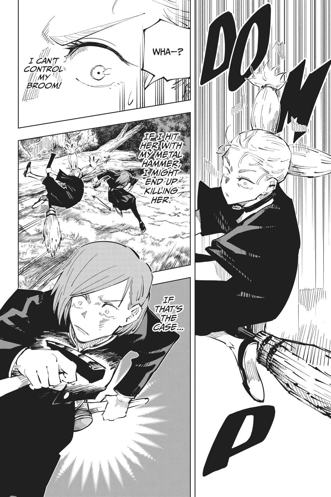 Jujutsu Kaisen, Chapter 41 image 012