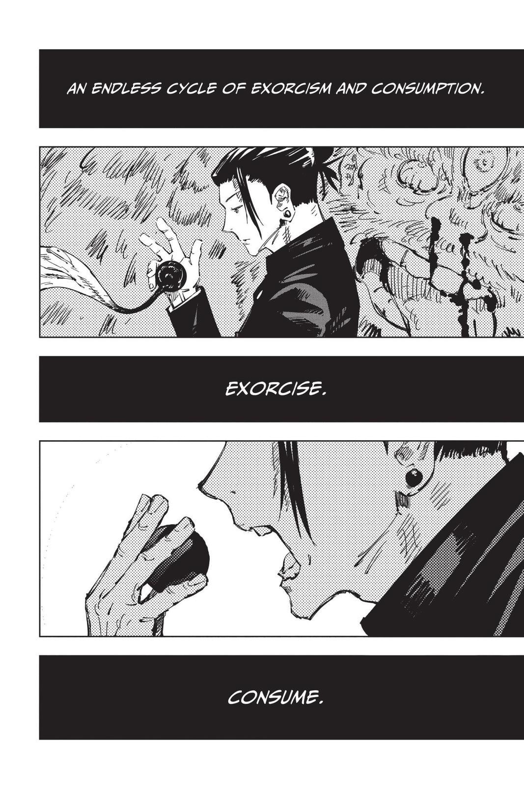 Jujutsu Kaisen, Chapter 76 image 012