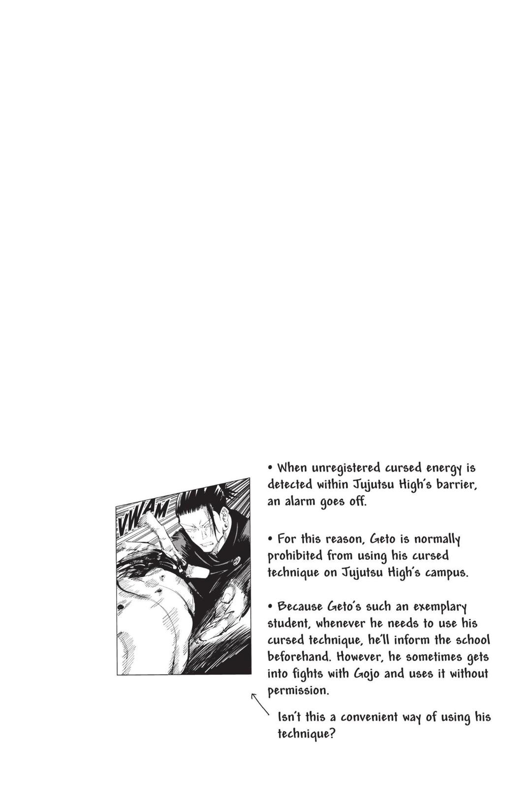 Jujutsu Kaisen, Chapter 71 image 024