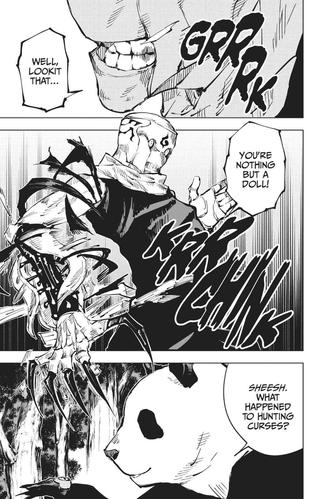 Jujutsu Kaisen, Chapter 37 image 020