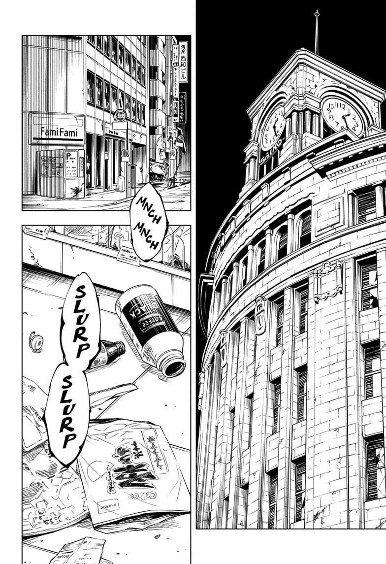 Jujutsu Kaisen, Chapter 137 image 007