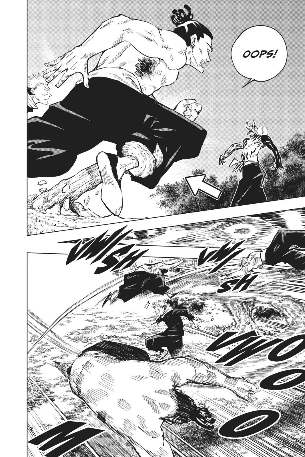Jujutsu Kaisen, Chapter 50 image 006