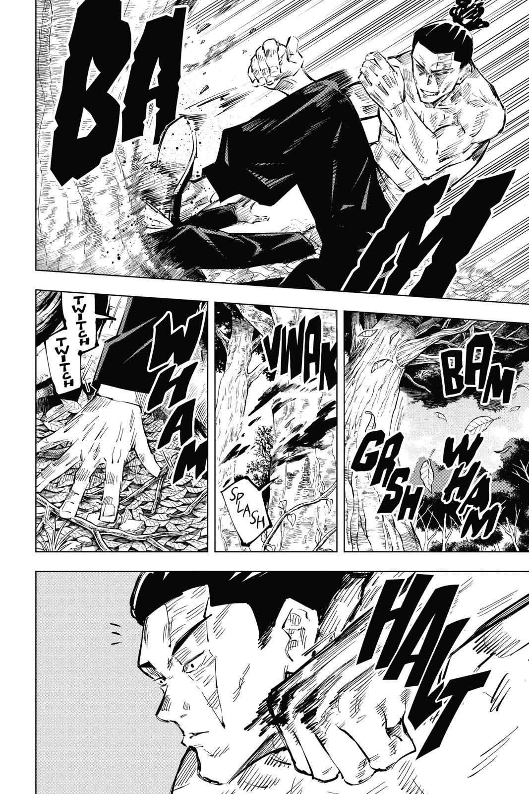Jujutsu Kaisen, Chapter 34 image 014