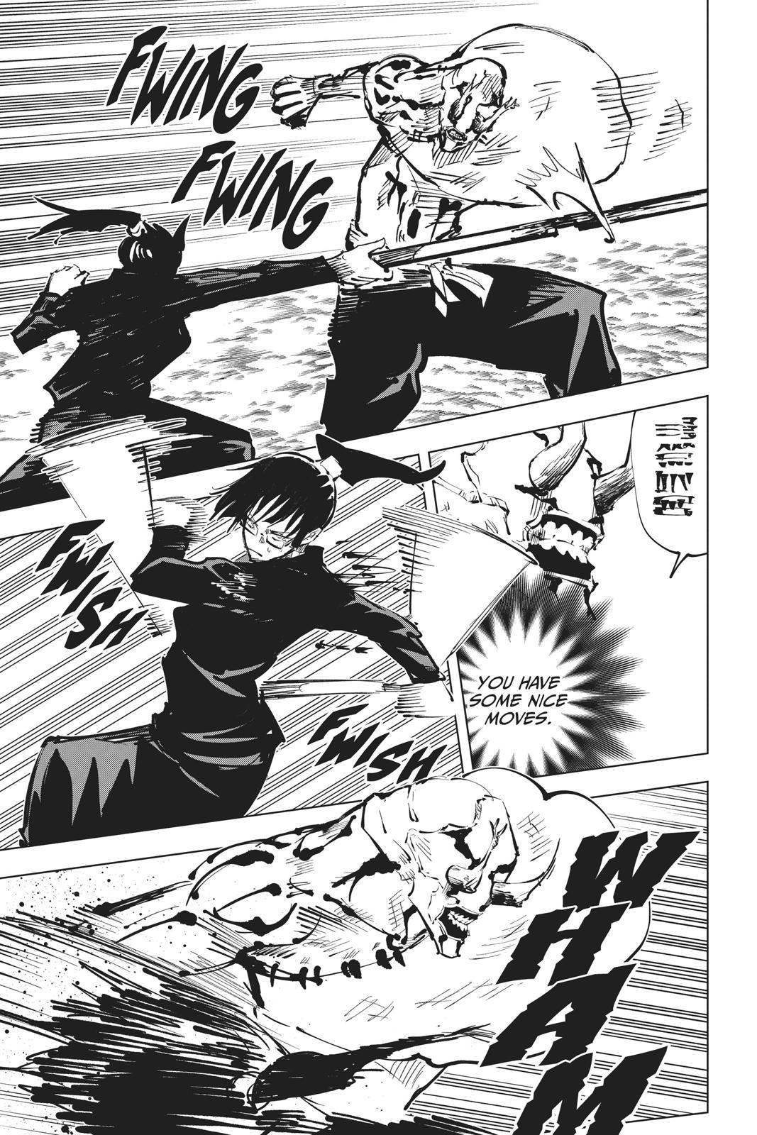 Jujutsu Kaisen, Chapter 47 image 014