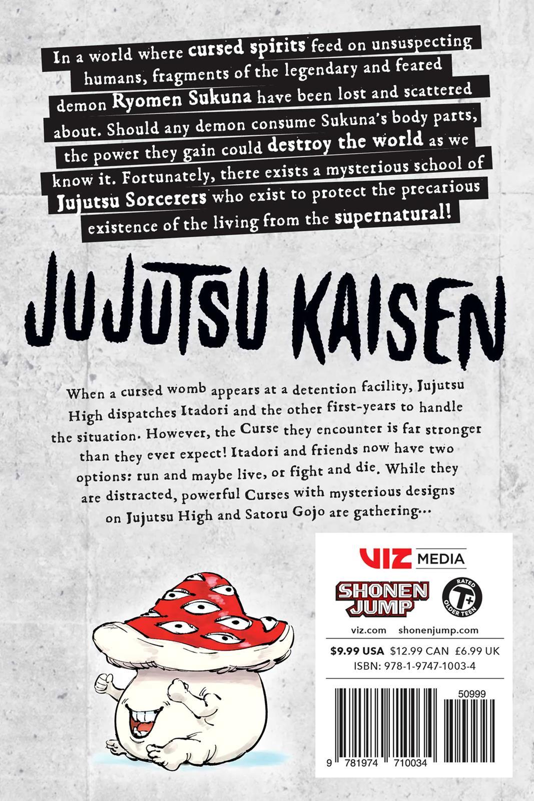 Jujutsu Kaisen, Chapter 16 image 025