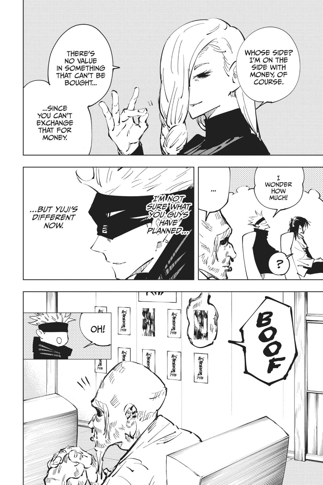 Jujutsu Kaisen, Chapter 40 image 012