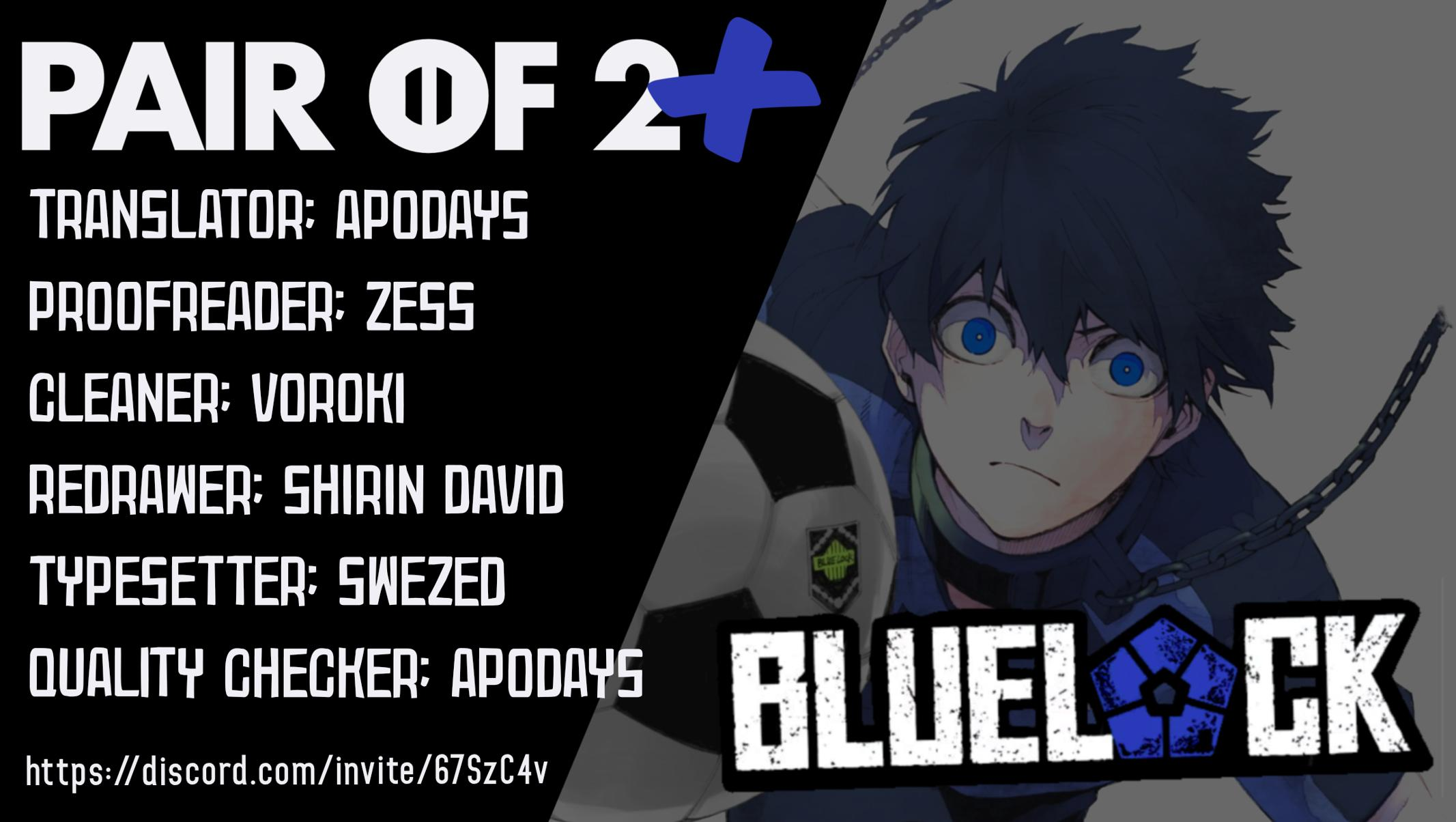 Blue Lock, Chapter 76 image 018