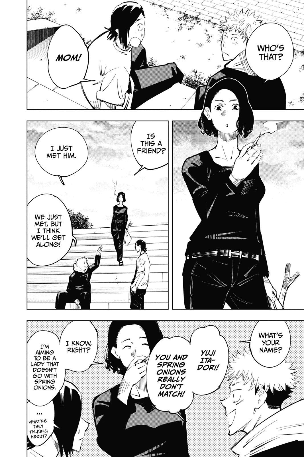 Jujutsu Kaisen, Chapter 24 image 004