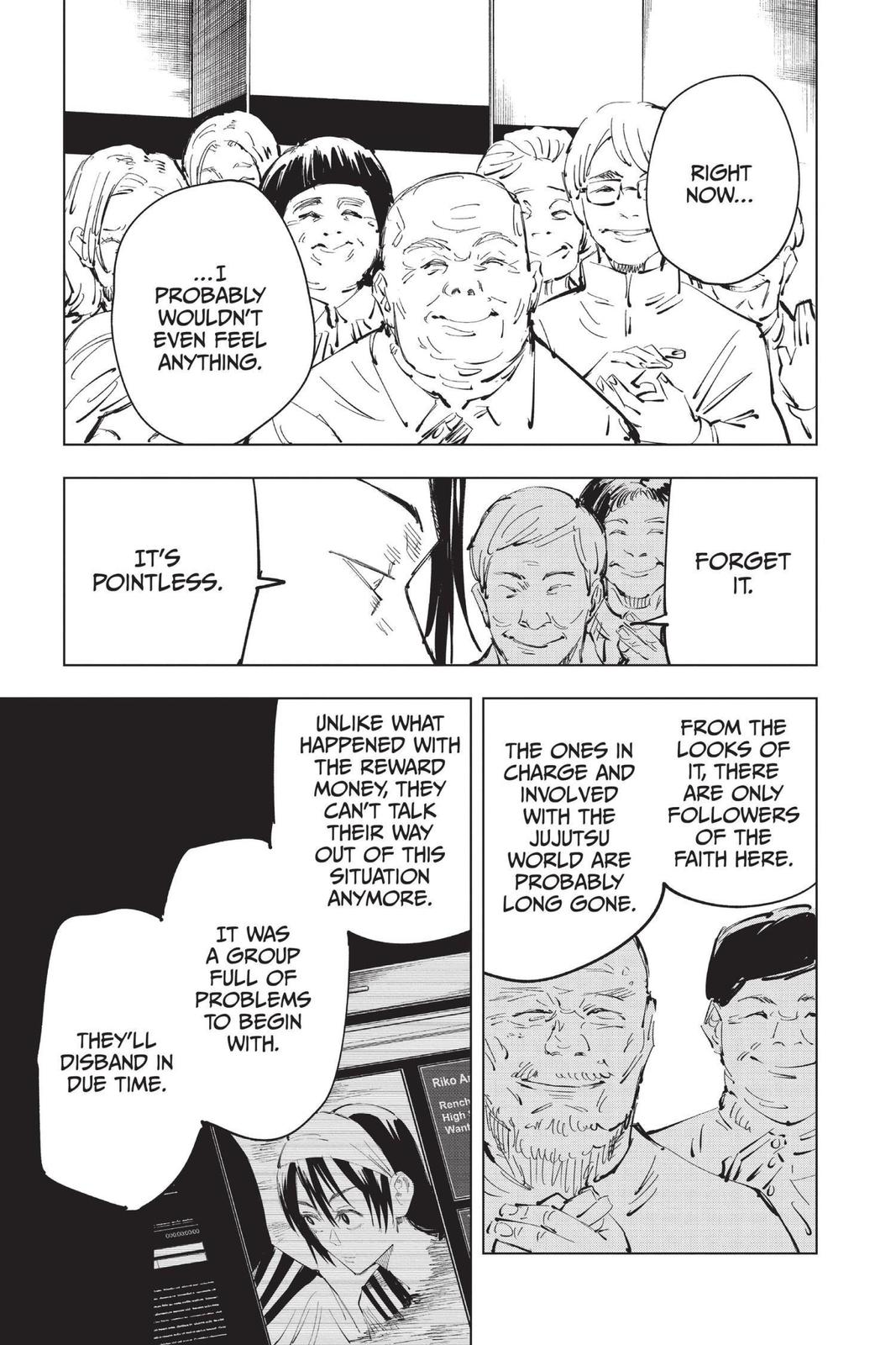 Jujutsu Kaisen, Chapter 76 image 005