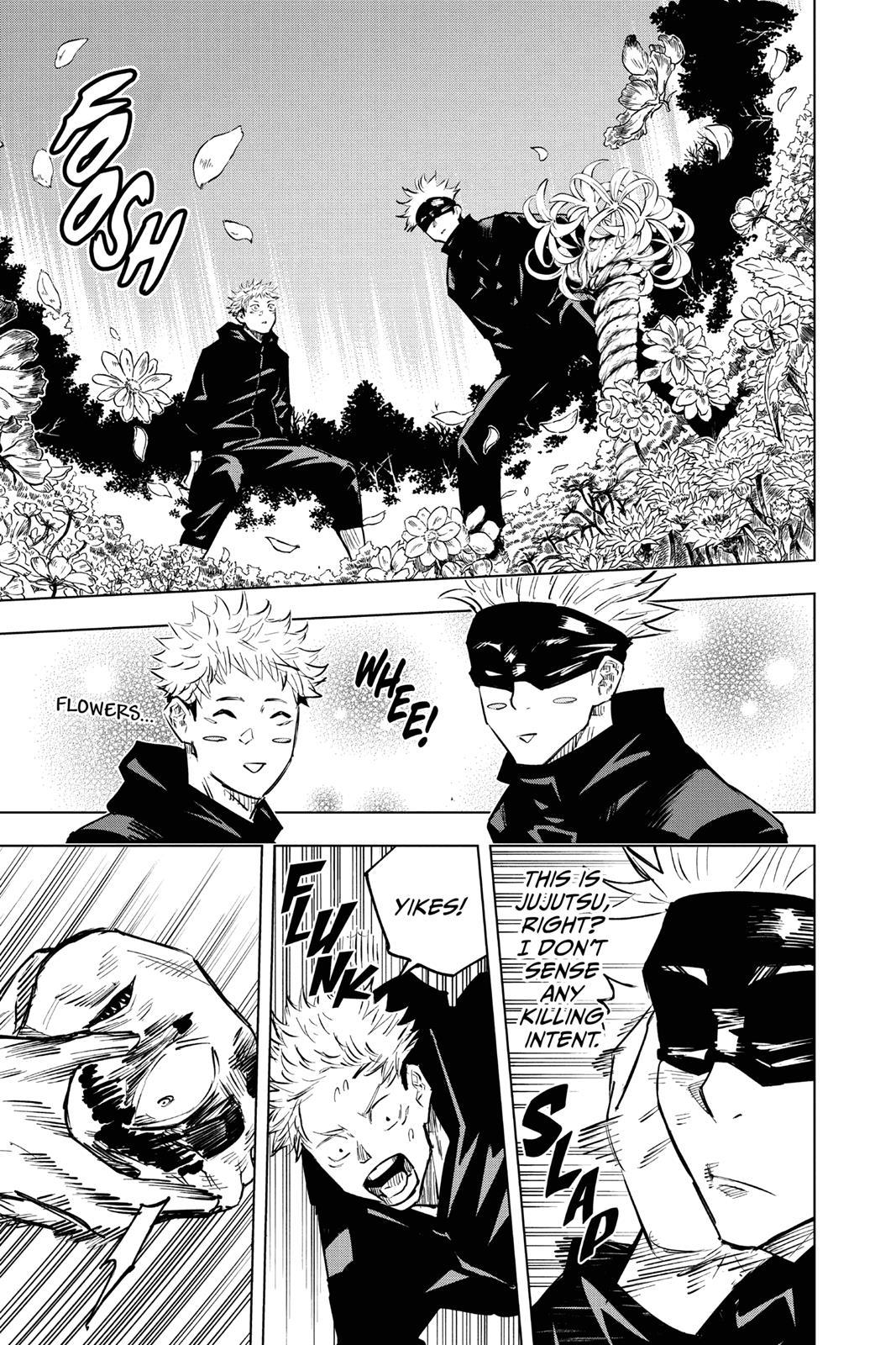 Jujutsu Kaisen, Chapter 16 image 005