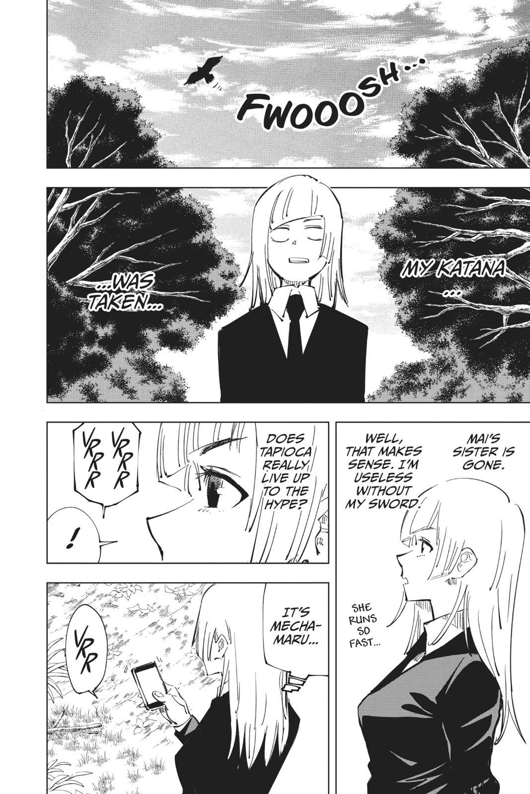 Jujutsu Kaisen, Chapter 43 image 010