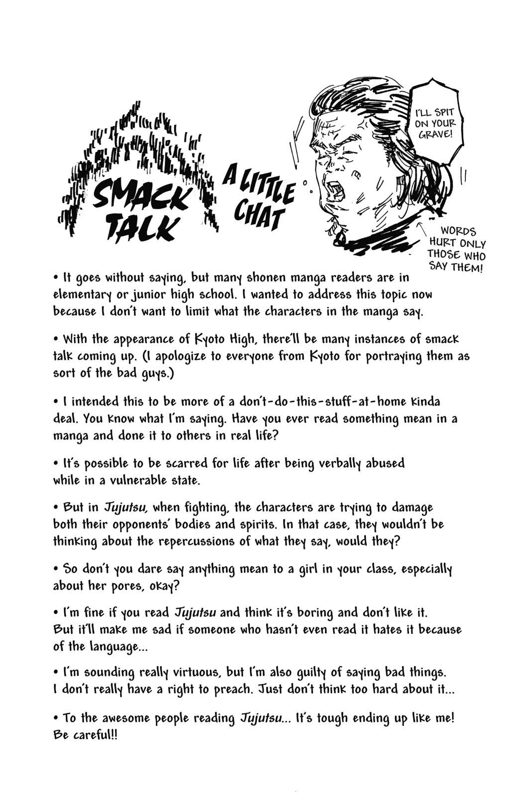 Jujutsu Kaisen, Chapter 17 image 026
