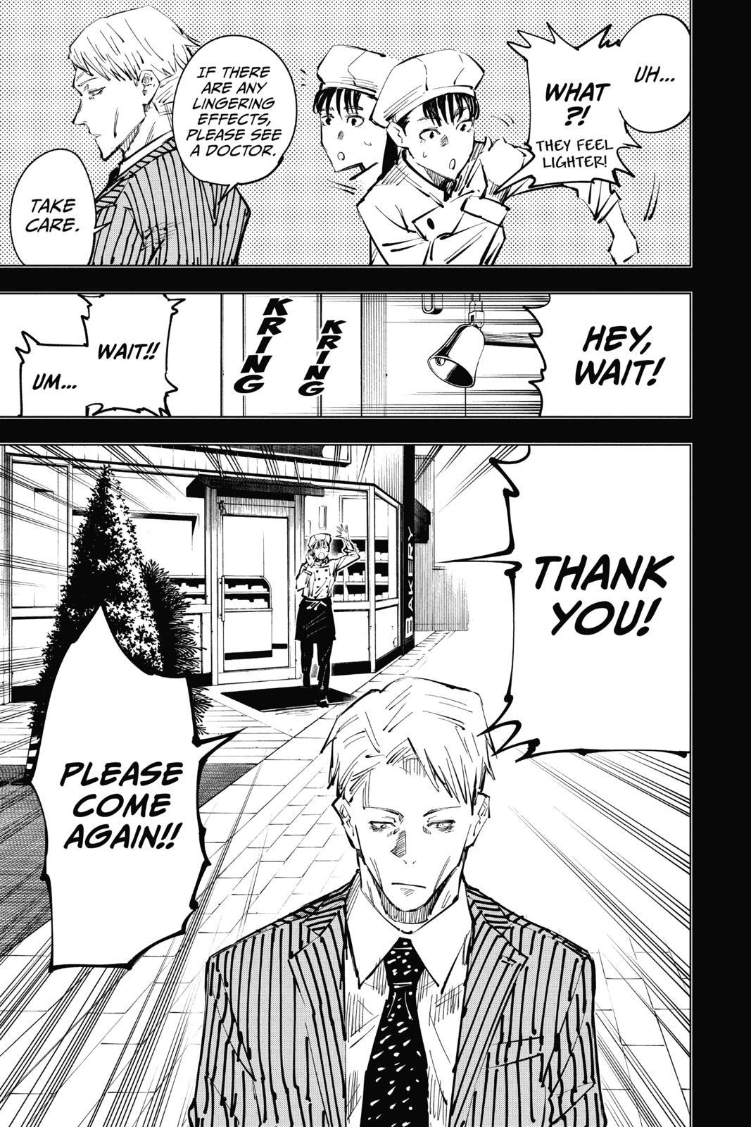 Jujutsu Kaisen, Chapter 30 image 011