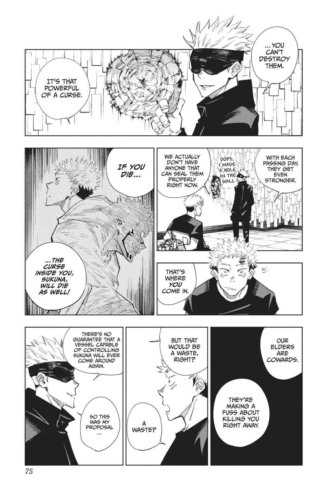 Jujutsu Kaisen, Chapter 2 image 015