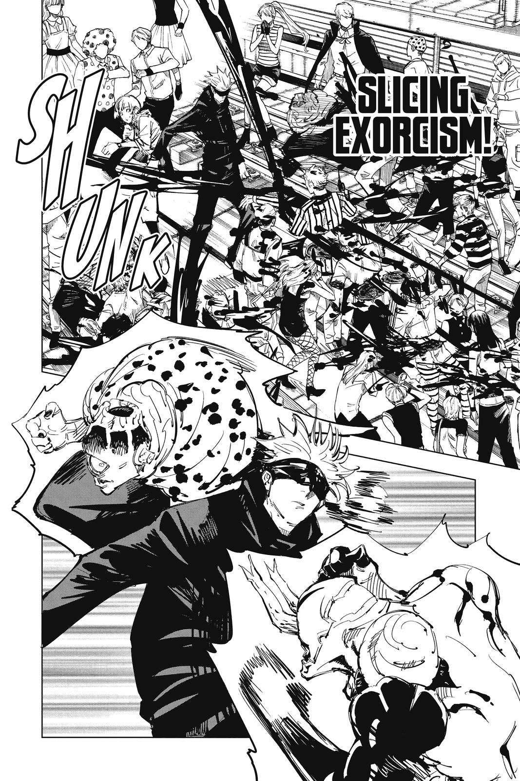 Jujutsu Kaisen, Chapter 84 image 007
