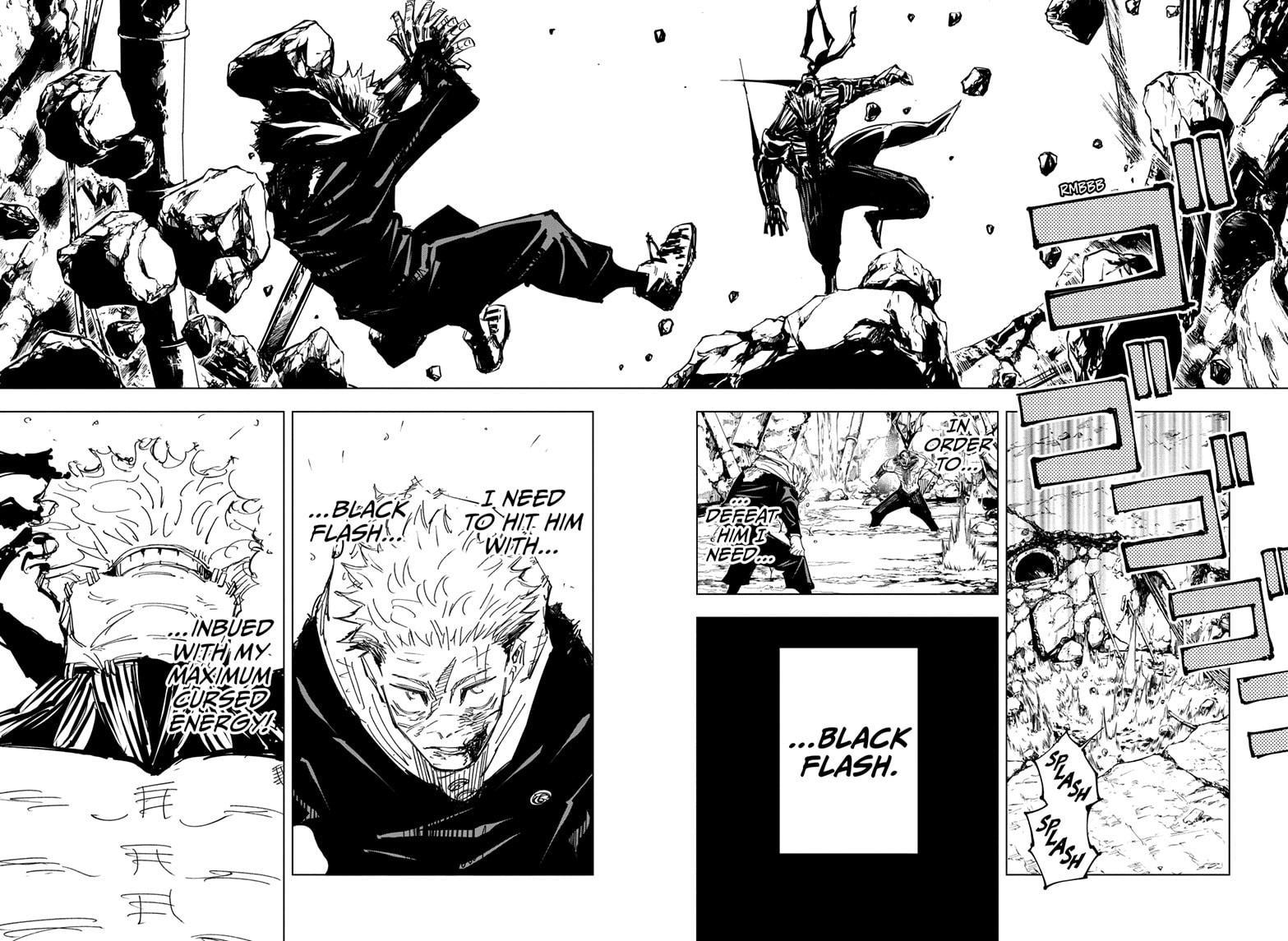 Jujutsu Kaisen, Chapter 131 image 014