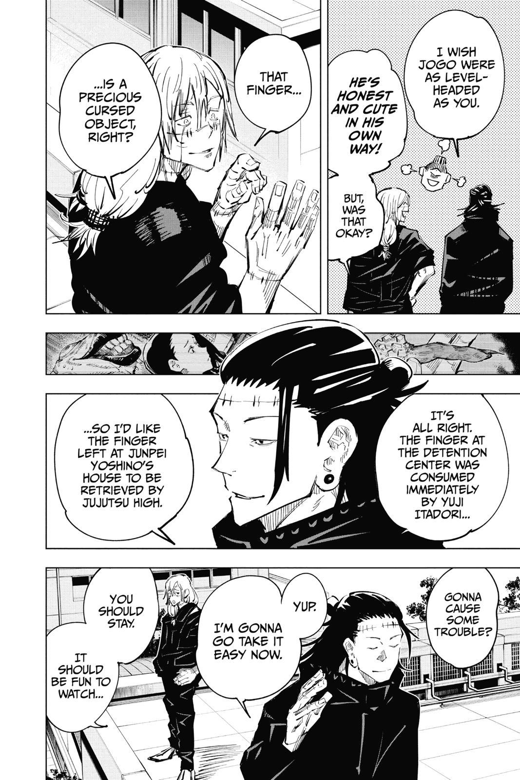 Jujutsu Kaisen, Chapter 25 image 010