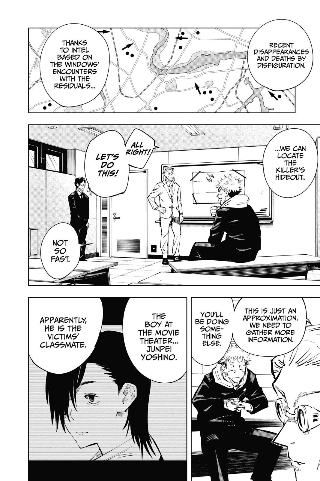 Jujutsu Kaisen, Chapter 21 image 010