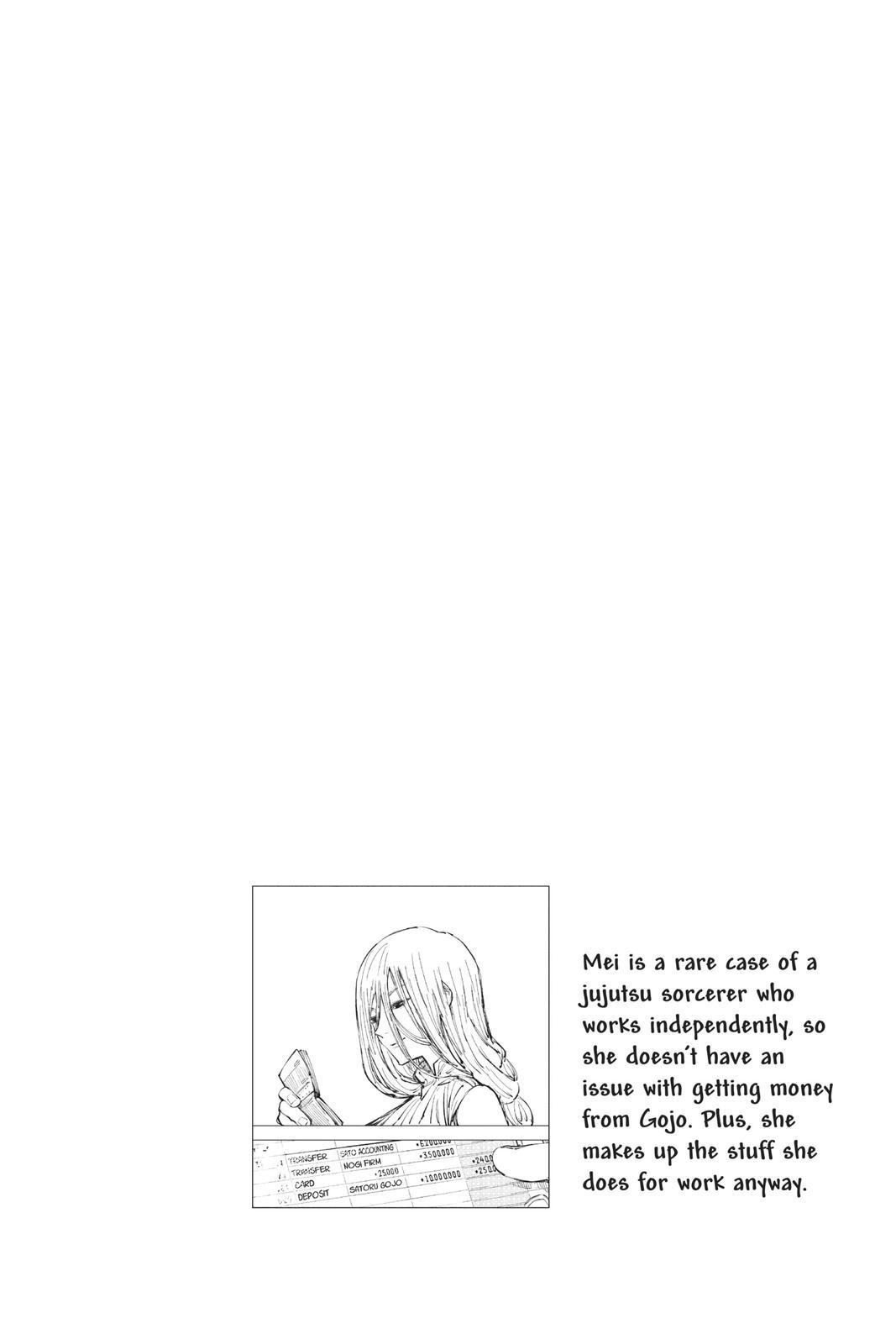 Jujutsu Kaisen, Chapter 63 image 022