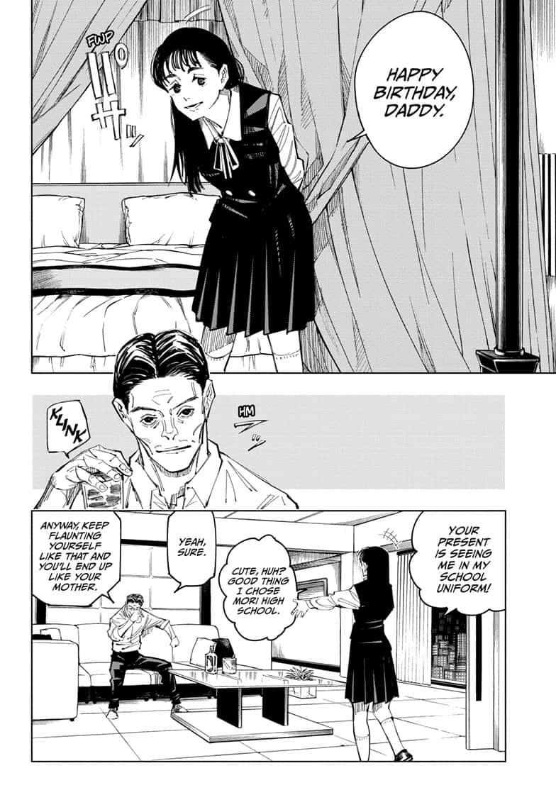 Jujutsu Kaisen, Chapter 96 image 002