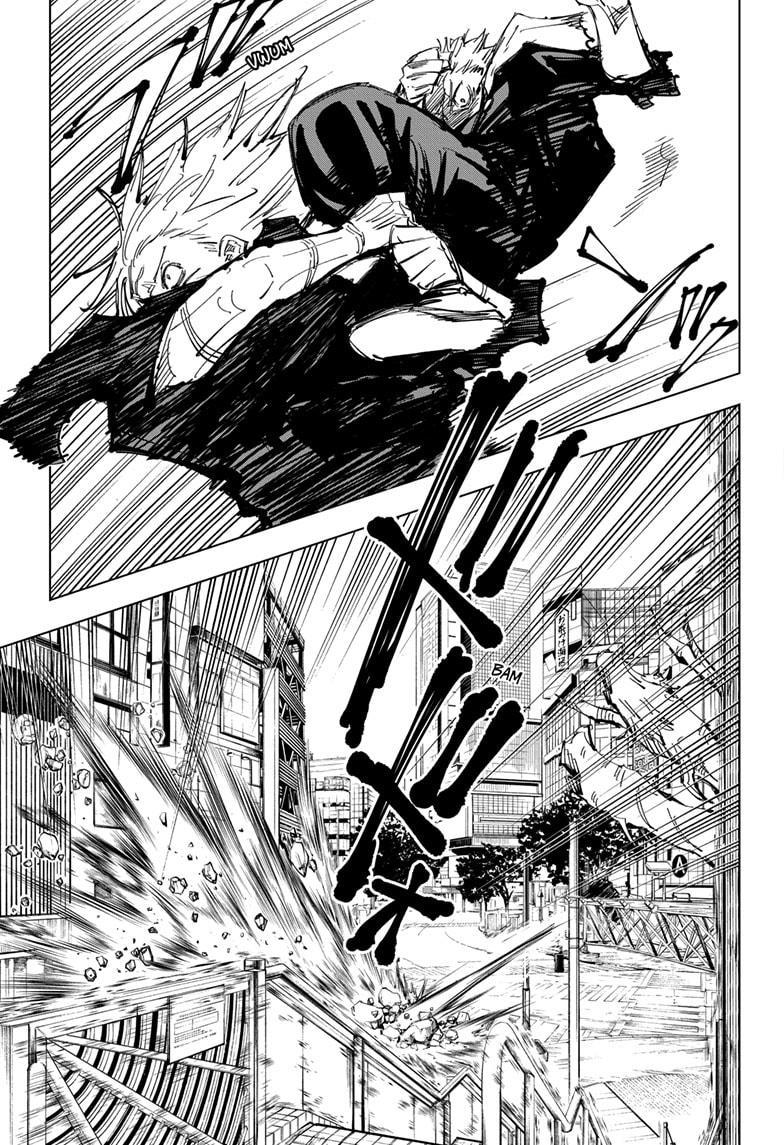 Jujutsu Kaisen, Chapter 129 image 015