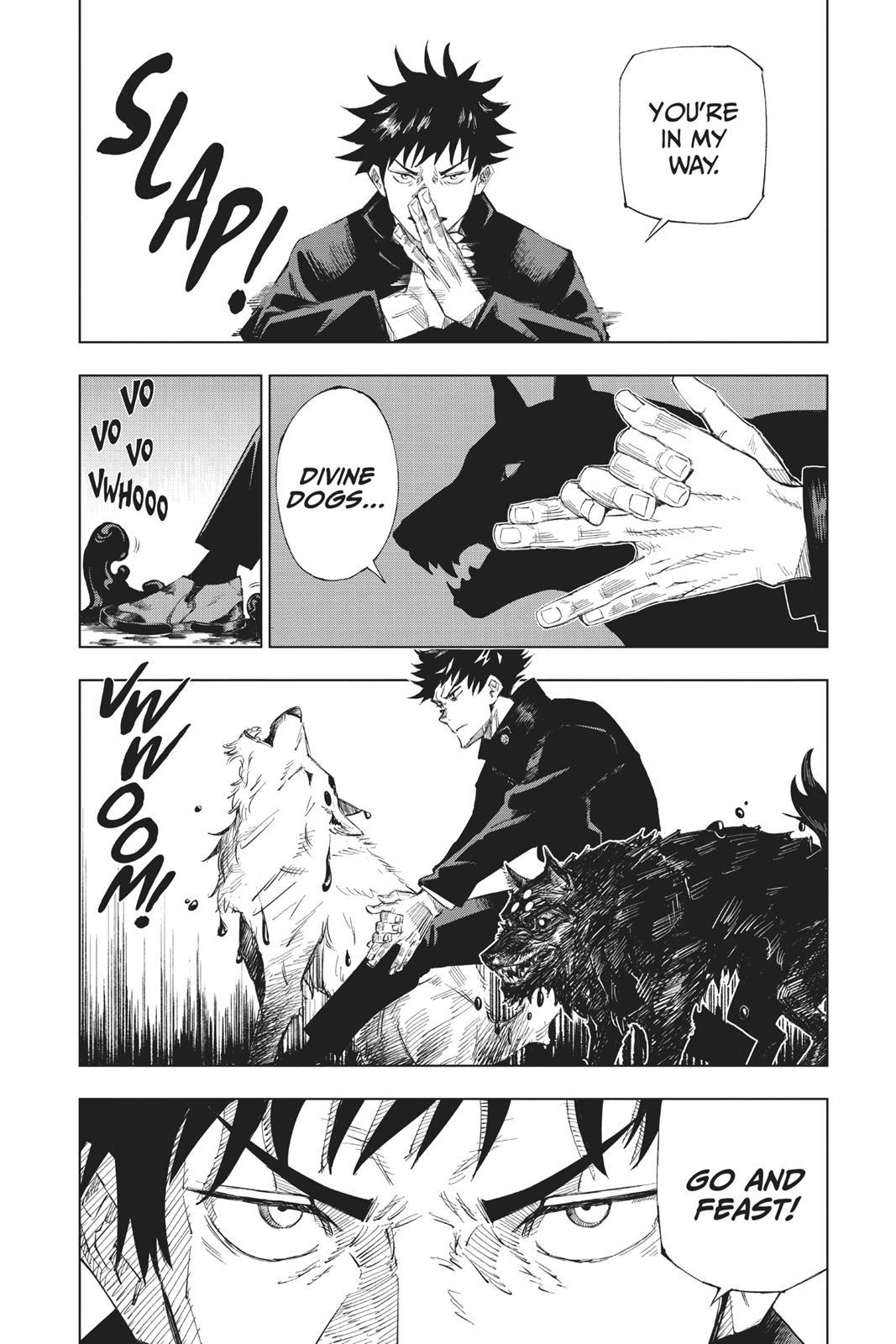 Jujutsu Kaisen, Chapter 1 image 036