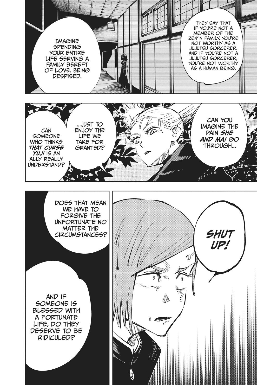 Jujutsu Kaisen, Chapter 41 image 006