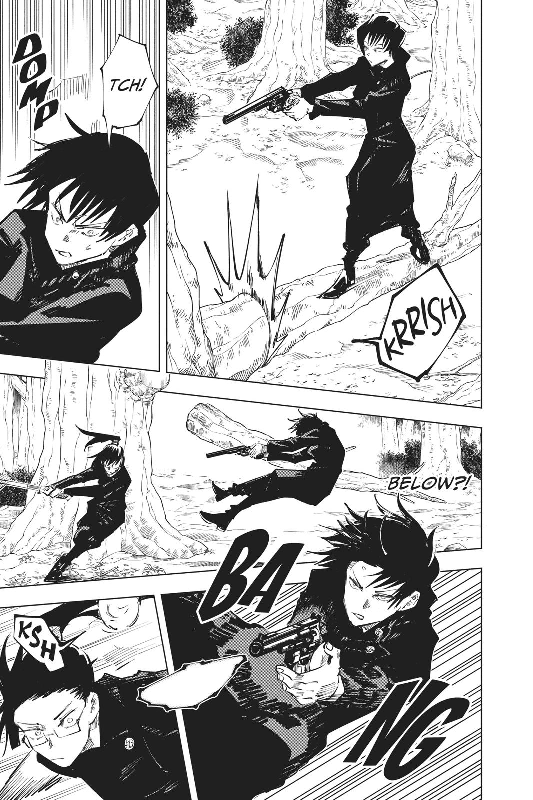 Jujutsu Kaisen, Chapter 42 image 005