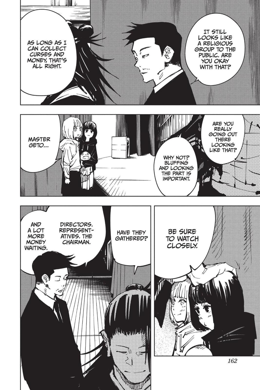Jujutsu Kaisen, Chapter 78 image 014