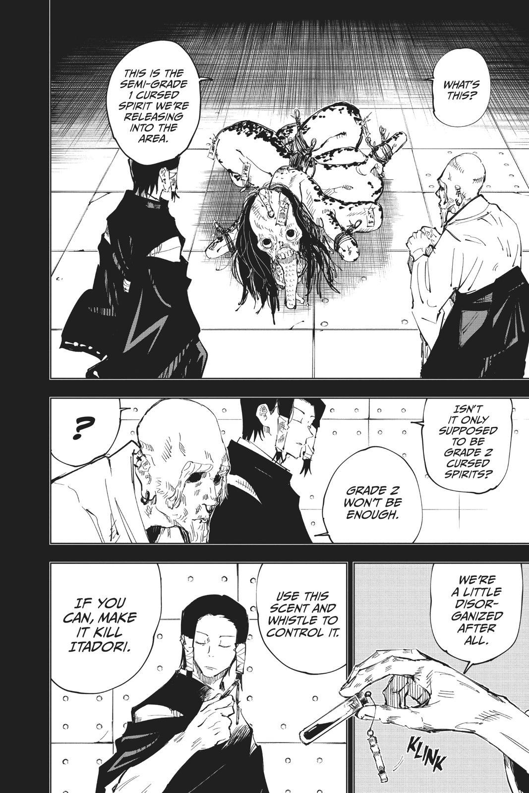 Jujutsu Kaisen, Chapter 43 image 014