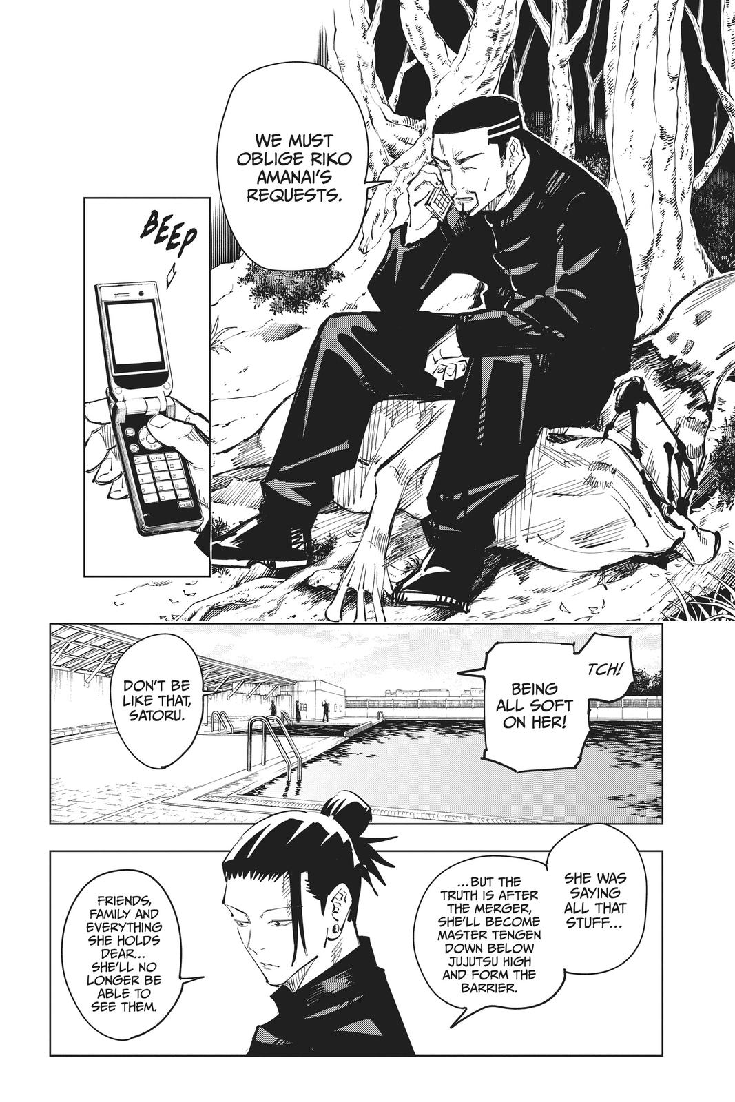 Jujutsu Kaisen, Chapter 67 image 014