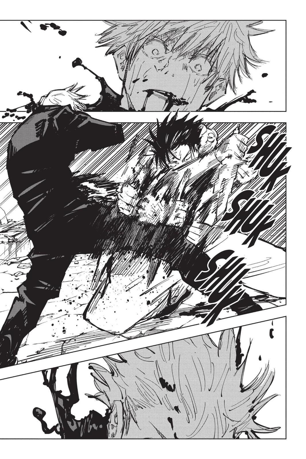 Jujutsu Kaisen, Chapter 72 image 003