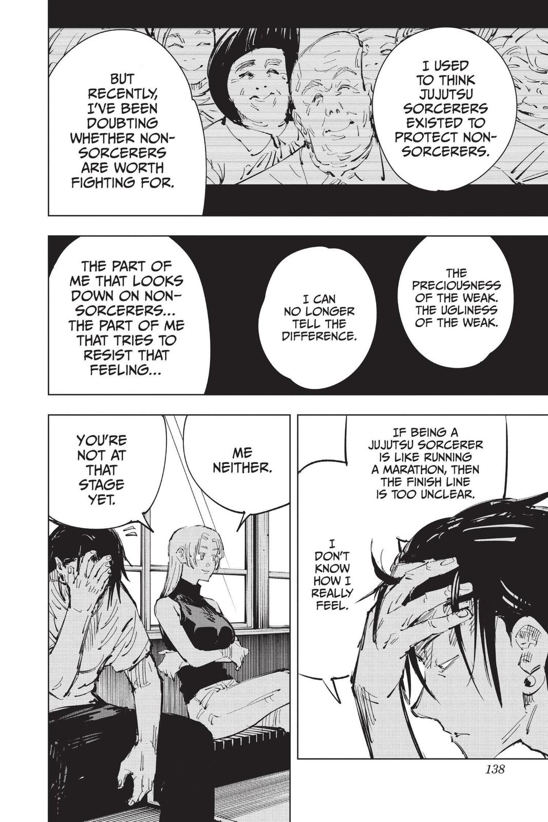 Jujutsu Kaisen, Chapter 77 image 012