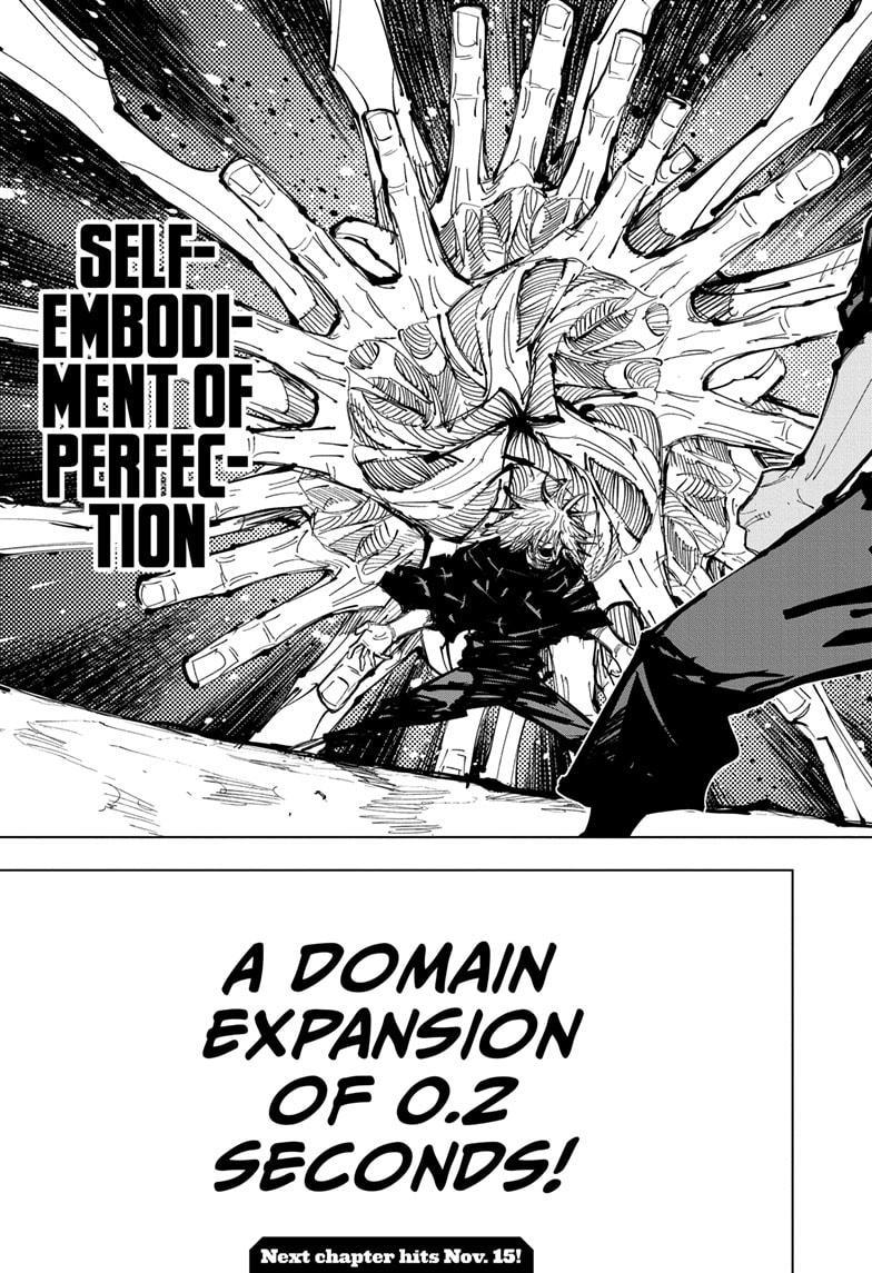 Jujutsu Kaisen, Chapter 129 image 019