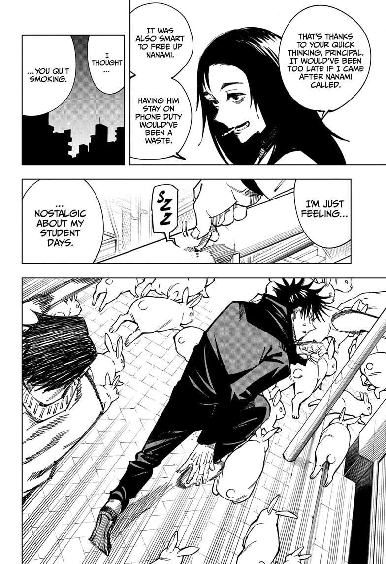 Jujutsu Kaisen, Chapter 113 image 007