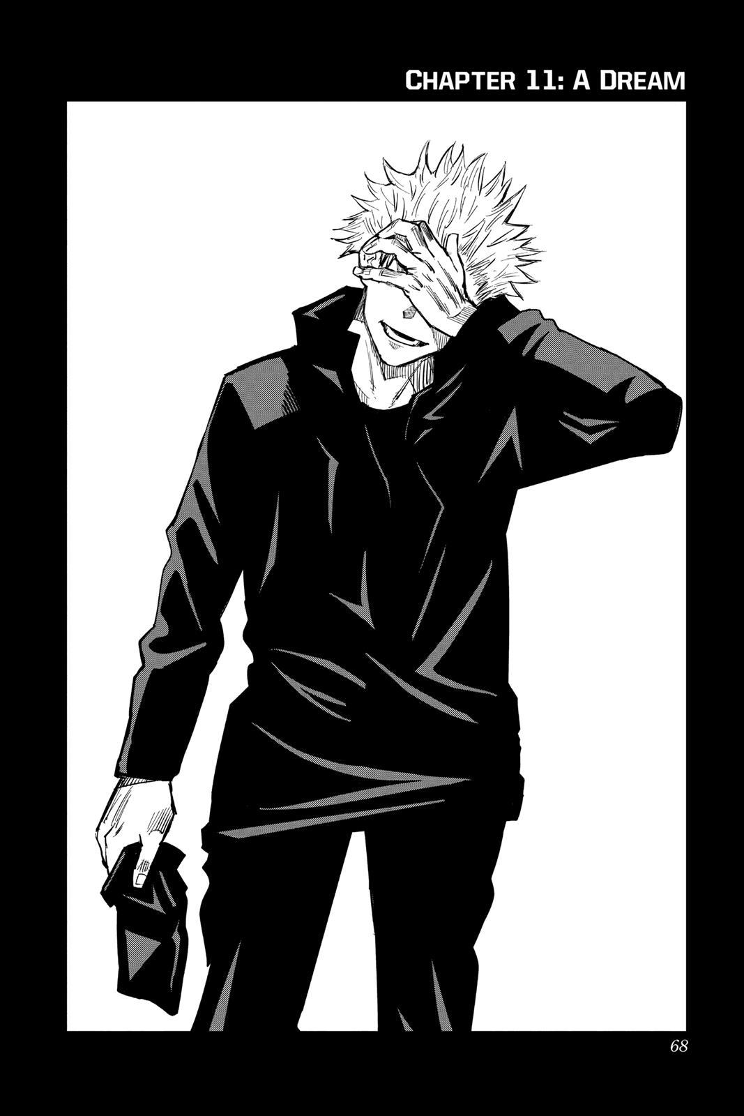 Jujutsu Kaisen, Chapter 11 image 002