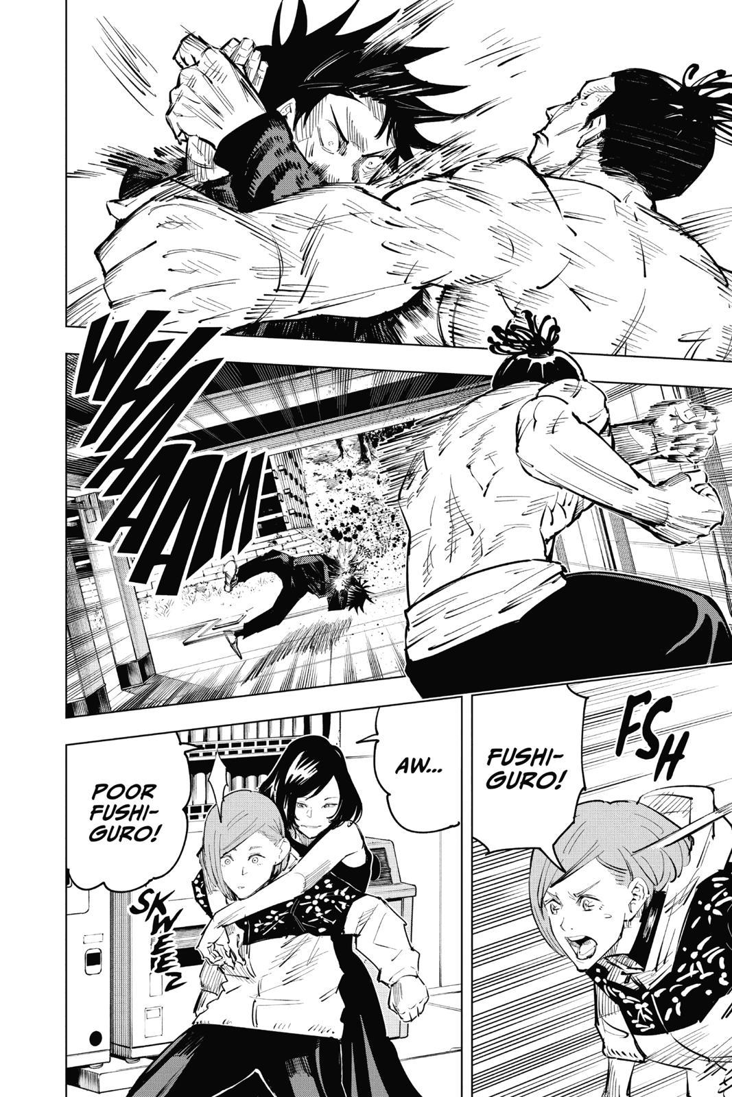 Jujutsu Kaisen, Chapter 17 image 012