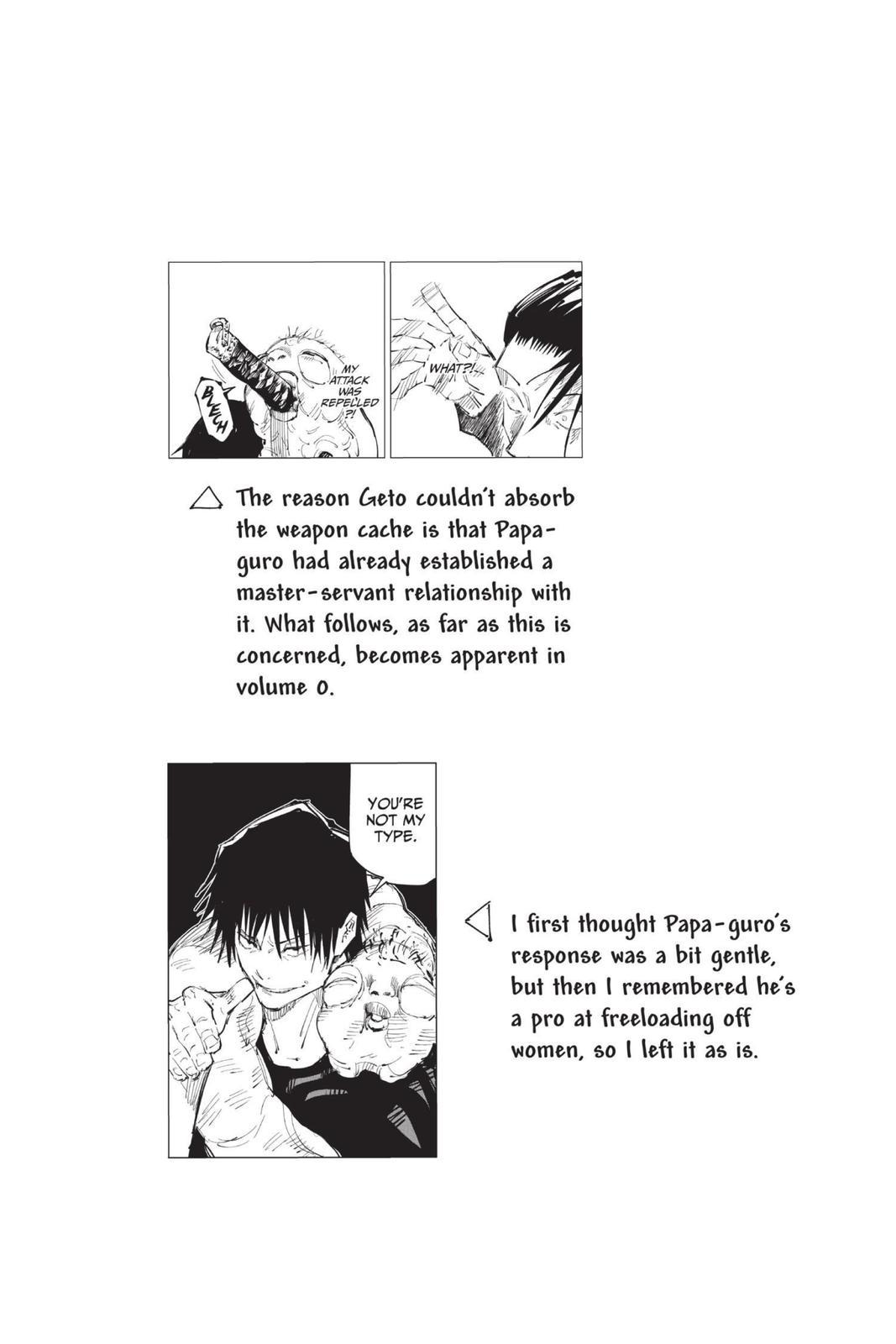 Jujutsu Kaisen, Chapter 73 image 019