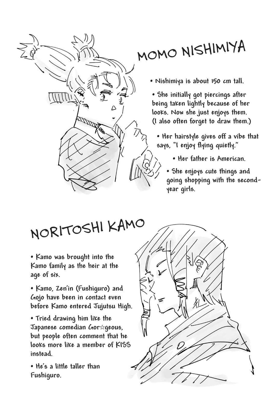 Jujutsu Kaisen, Chapter 36 image 020