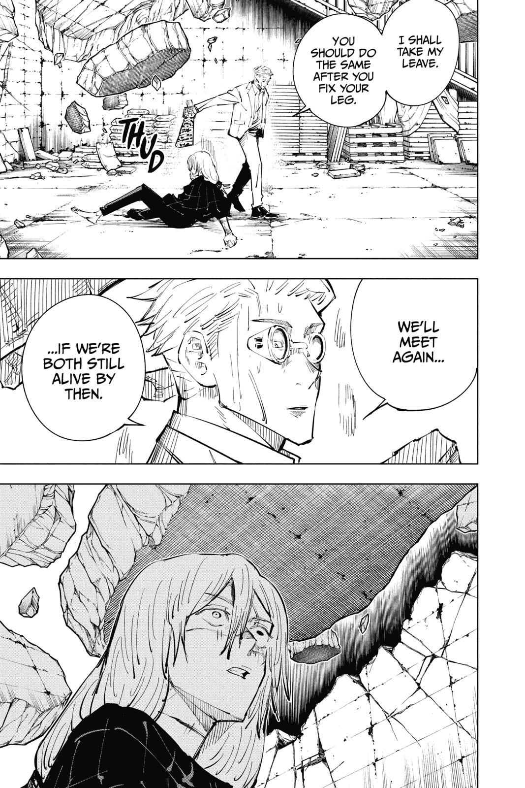 Jujutsu Kaisen, Chapter 23 image 016