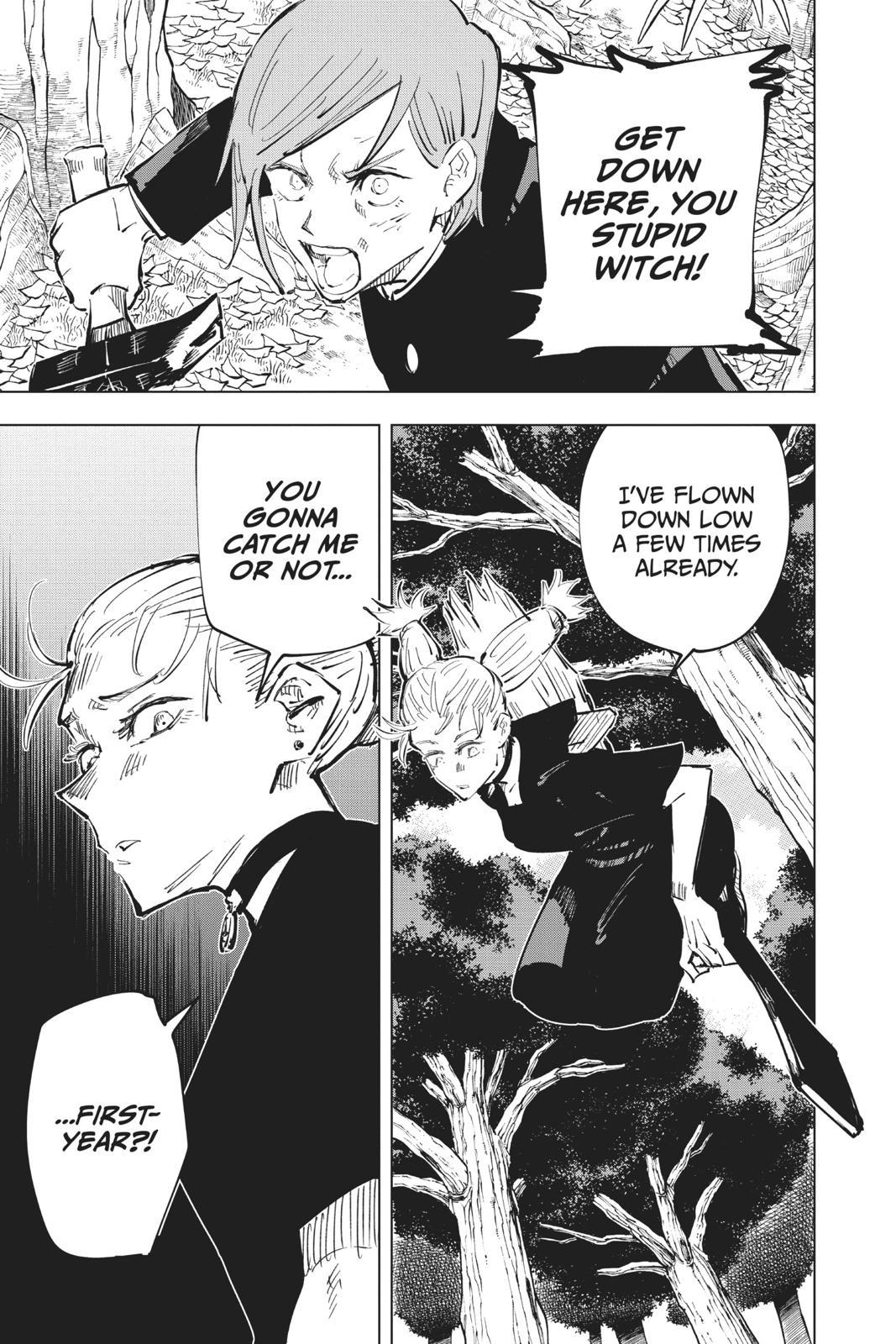 Jujutsu Kaisen, Chapter 40 image 015