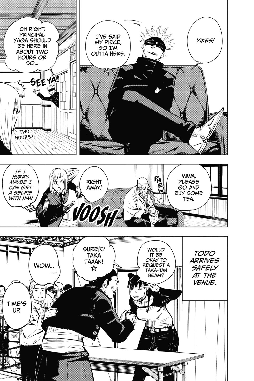 Jujutsu Kaisen, Chapter 18 image 015