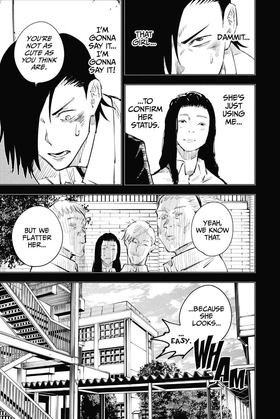 Jujutsu Kaisen, Chapter 19 image 003