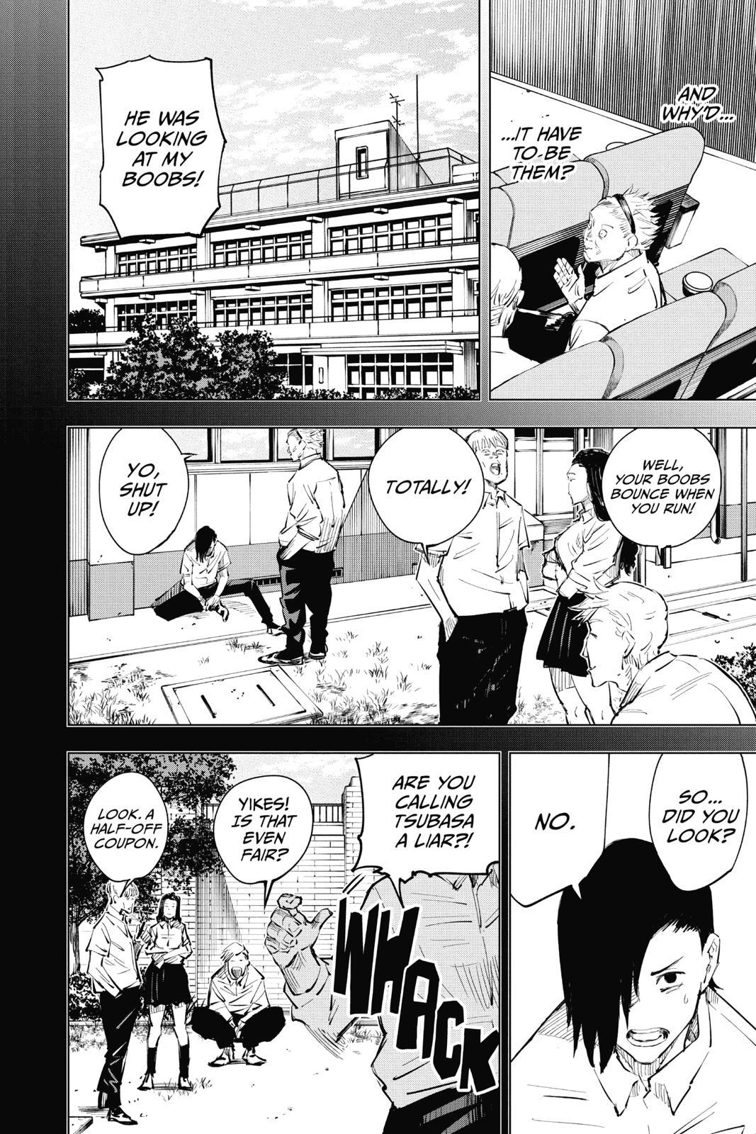 Jujutsu Kaisen, Chapter 19 image 002