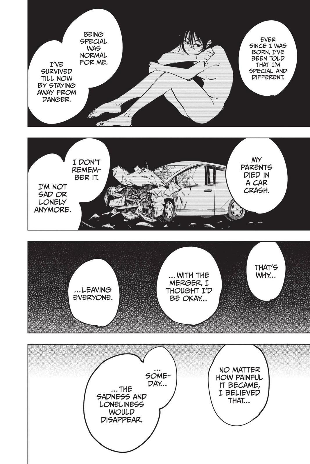 Jujutsu Kaisen, Chapter 72 image 013